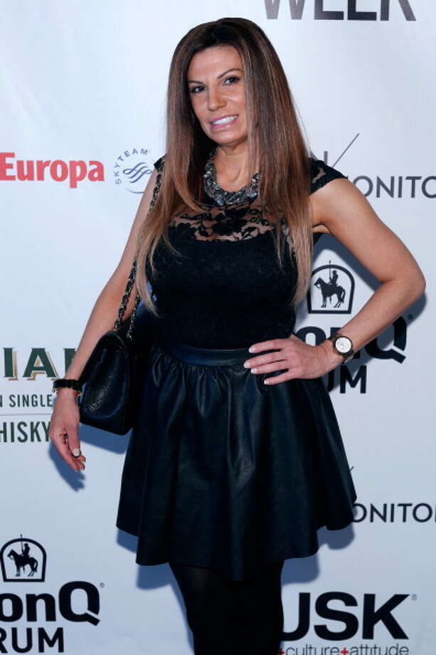 Pia Rizzafrom the canceled show 'Mob Wives Chicago' on VH1. Photo: Brian Ach, Getty Images / 2014 Getty Images