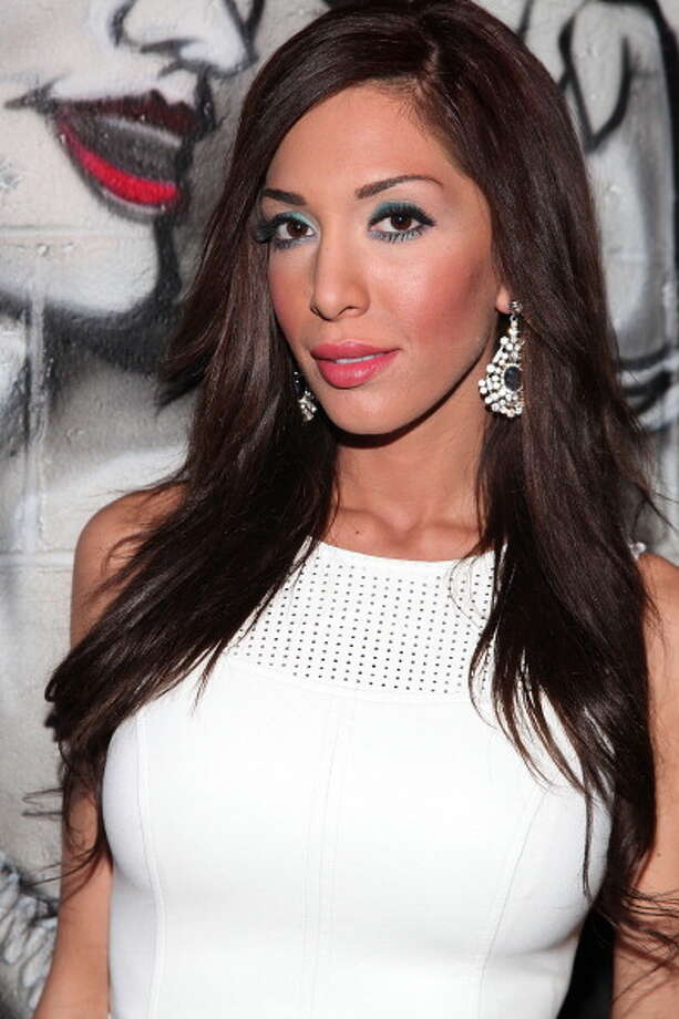 TV personality Farrah Abraham  Photo: Manny Carabel, Getty Images / 2014 Manny Carabel