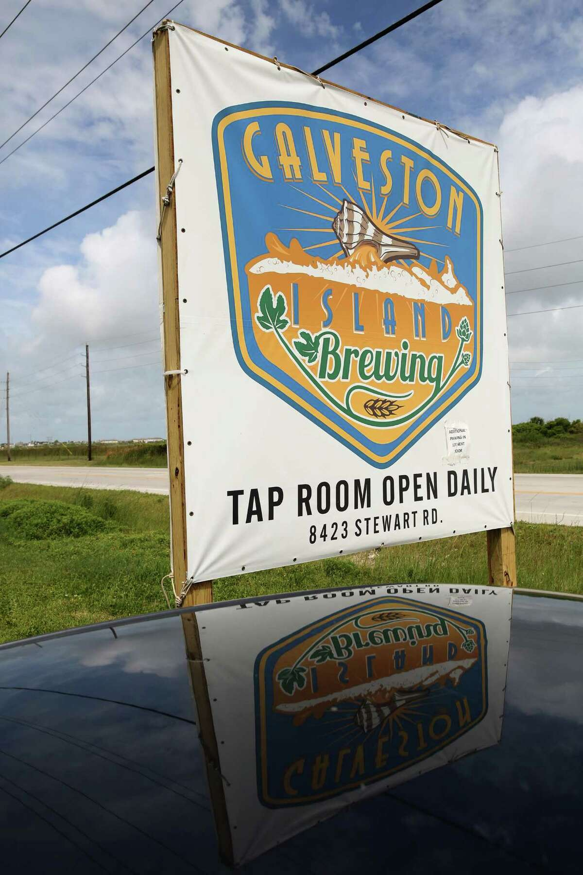 6/24/14: Galveston Island Brewing Co located at 8423 Stewart Road , Galveston, TX. Photo by Thomas B. Shea for the Houston Chronicle.