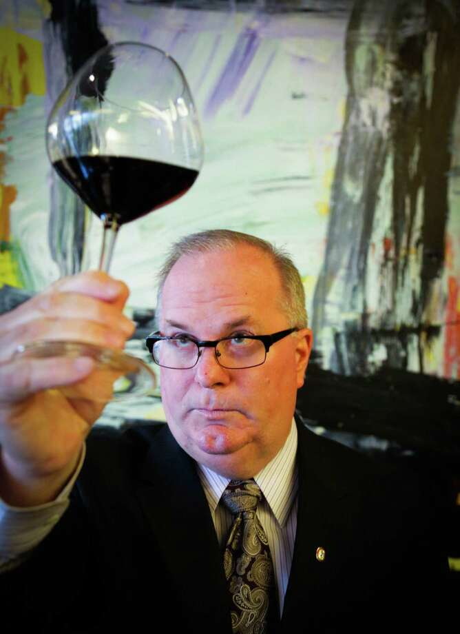 Sommelier Brian Ruby recommends the 2009 Fiddlehead Cellars Fiddlestix 728 Pinot Noir. Photo: Billy Smith II, Staff / © 2014 Houston Chronicle