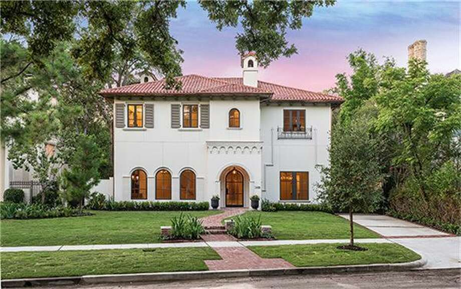 3818 Del Monte Rank: 10List price: $5.7 million Photo: Houston Association Of Realtors