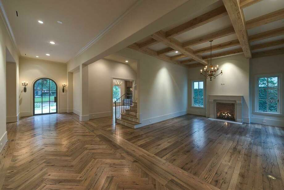 3818 Del Monte: This 2014 home in Houston has 5 bedrooms, 5 full and 2 half bathrooms, 6,655 square feet, and is listed for $5,700,000. Photo: Houston Association Of Realtors