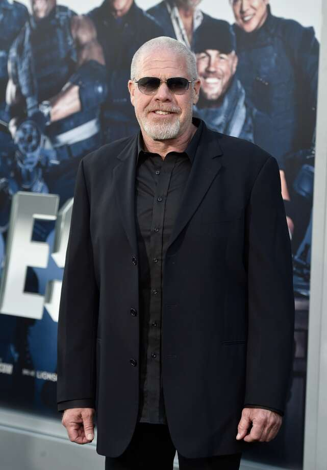 "Actor Ron Perlman attends Lionsgate Films' ""The Expendables 3"" premiere at TCL Chinese Theatre on August 11, 2014 in Hollywood, California. Photo: Frazer Harrison, Getty Images"