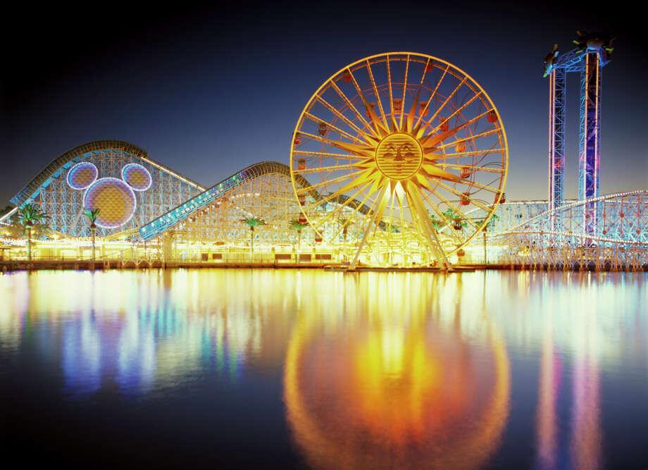25. Anaheim, California2013 rank: 32Total number of meeting hotels: 91 Photo: Sean Arbabi, Getty Images / Aurora Creative