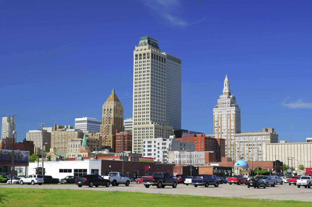 Most conservative cities 9. Tulsa, Oklahoma