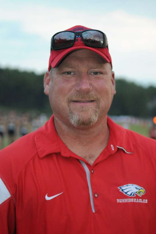 Atascocita Head XC Coach Todd Symons Photo: Jerry Baker, Freelance