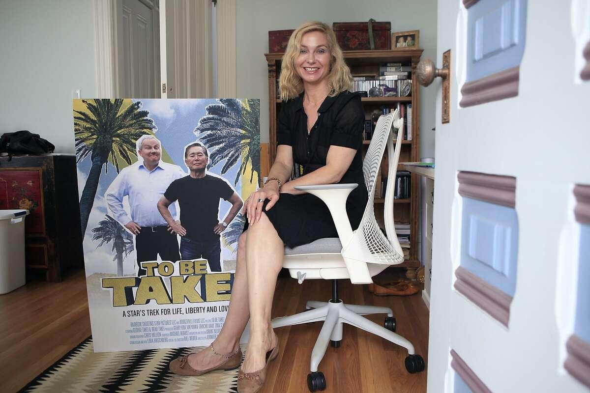 Documentary filmmaker Jennifer Kroot, who's newest film