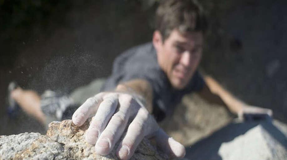 Rock Climbing. Photo: Matt Theilen