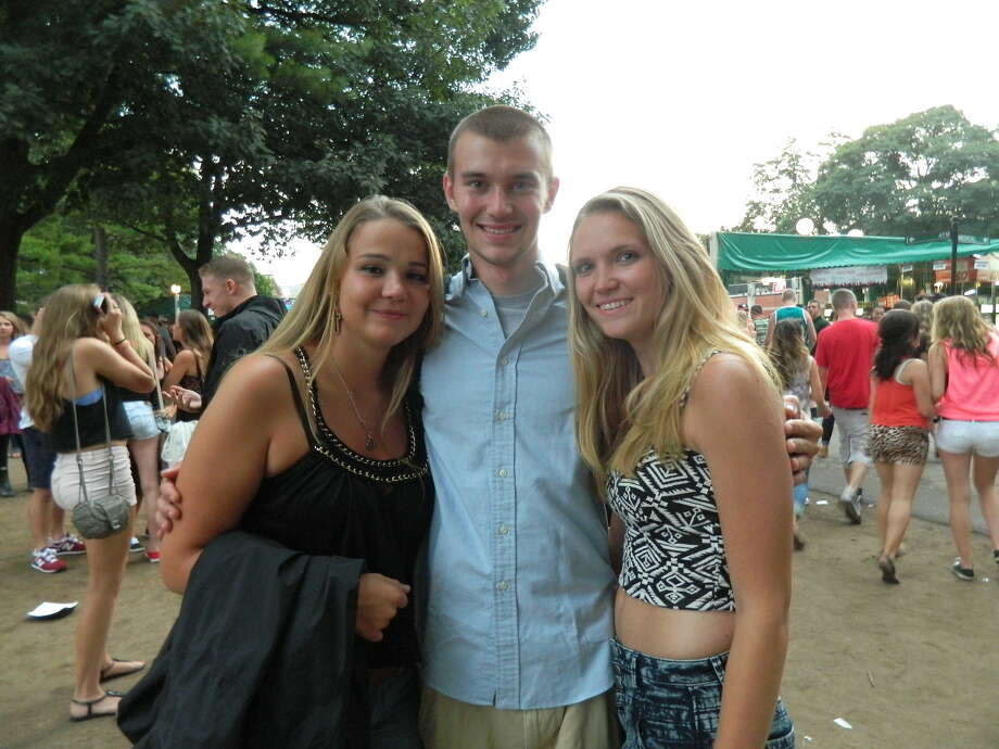 Were you Seen at the Drake and Lil Wayne concert at SPAC on Tuesday, Aug. 12, 2014? Photo: Era Bushati