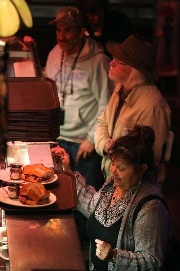 Tommy's bar is always popular on game days. Photo: Liz Hafalia/The Chronicle 2011