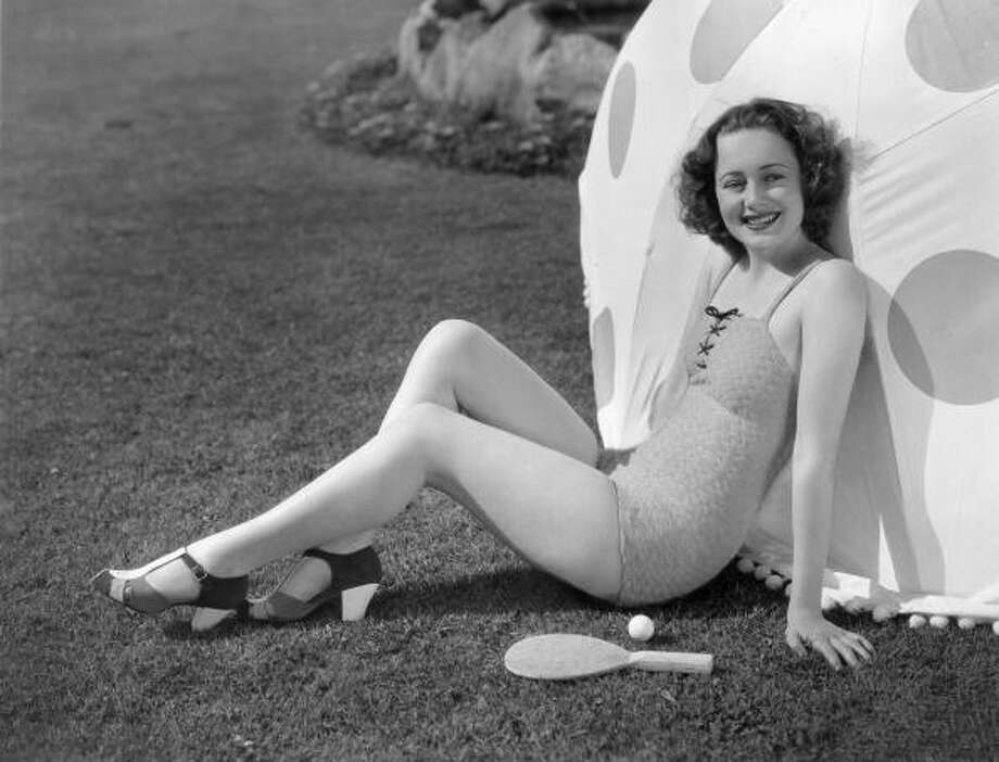 Olivia de Havilland, circa 1935Born: July 1, 1916Joan Fontaine's sister is best remembered 