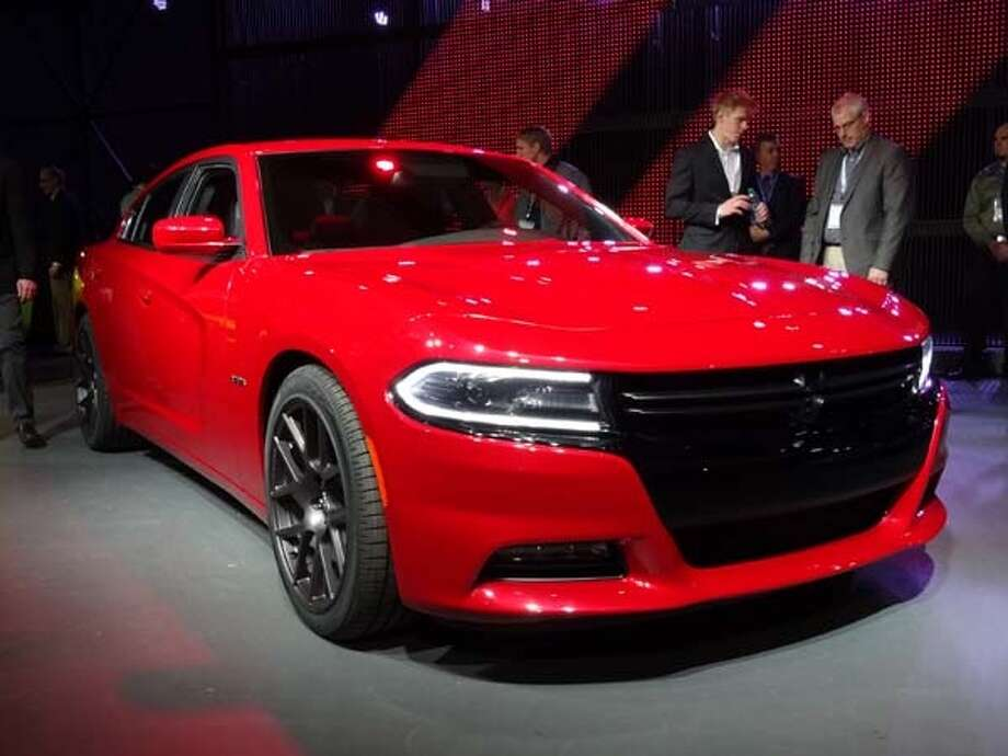 The 2015 Dodge Charger Photo: Kelley Blue Book