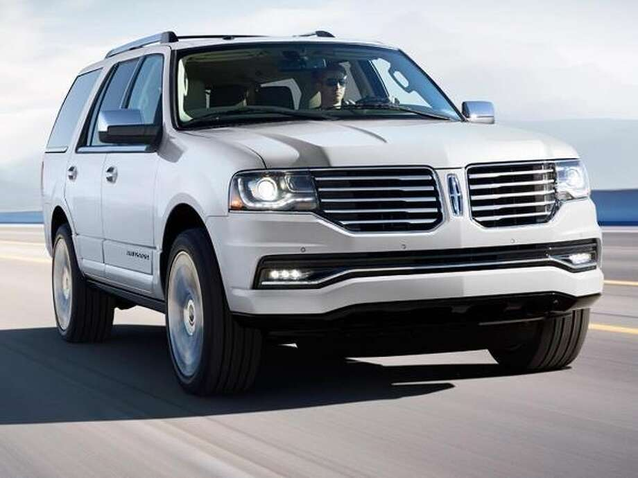 The 2015 Lincoln Navigator Photo: Kelley Blue Book