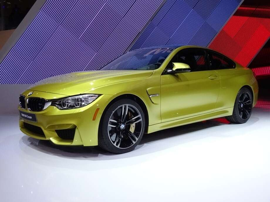 The 2015 BMW M4 Photo: Kelley Blue Book