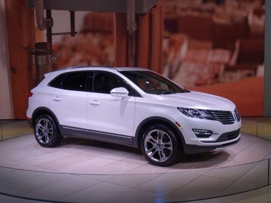 The 2015 Lincoln MKC Photo: Kelley Blue Book