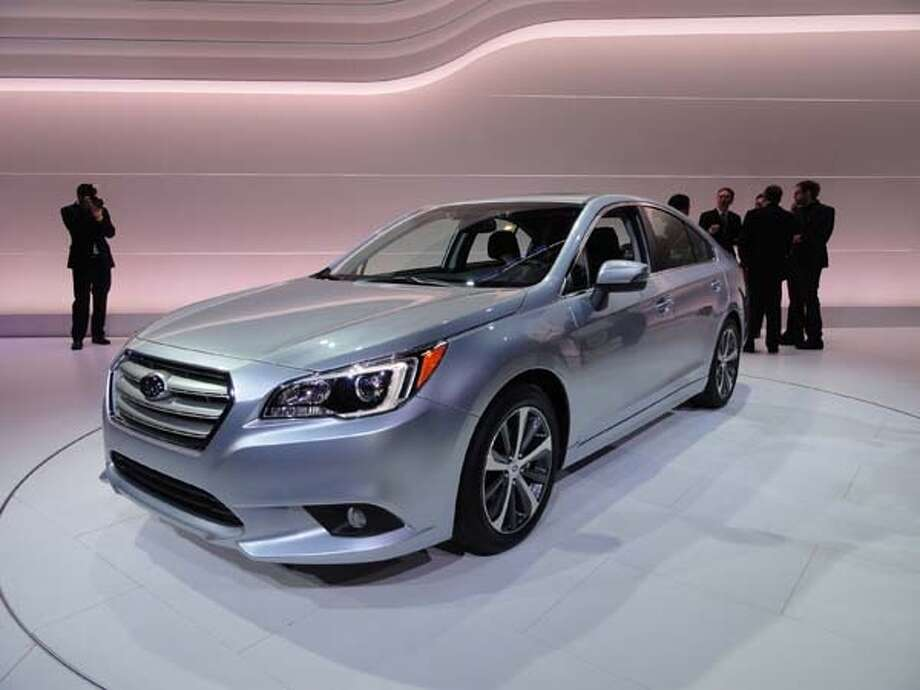 The 2015 Subaru Legacy Photo: Kelley Blue Book