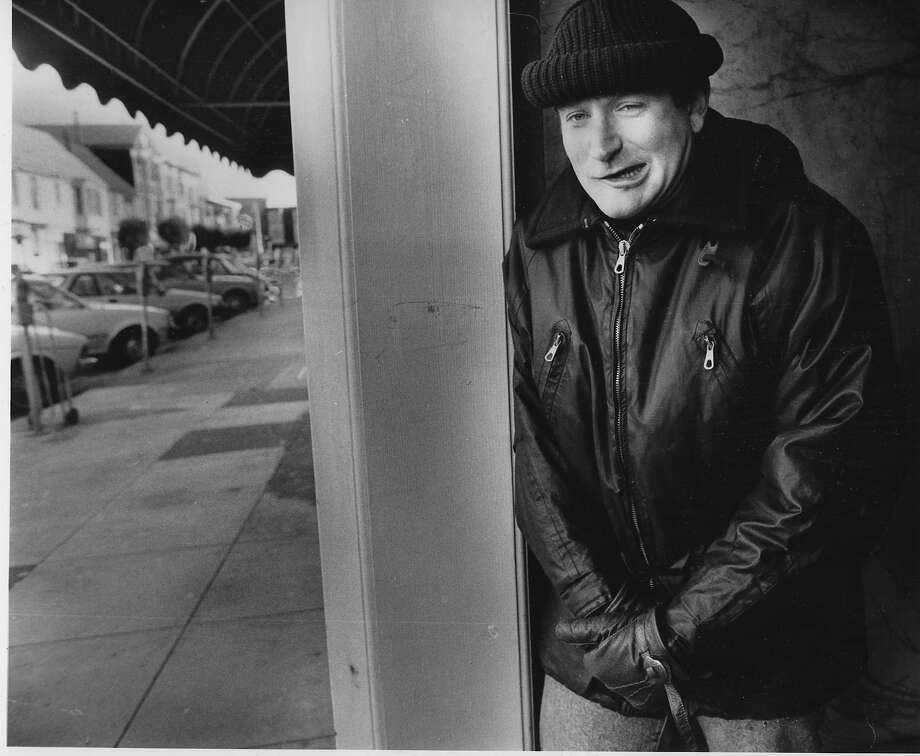 Take a look back at the life and career of Robin Williams.Above: Robin Williams is seen in a photo shot Dec. 24, 1987. Photo: Fred Larson, The Chronicle
