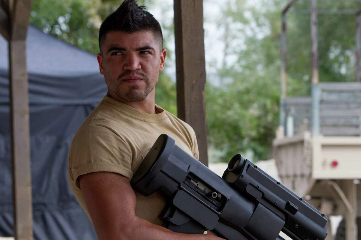 Victor Ortiz stars as Mars in