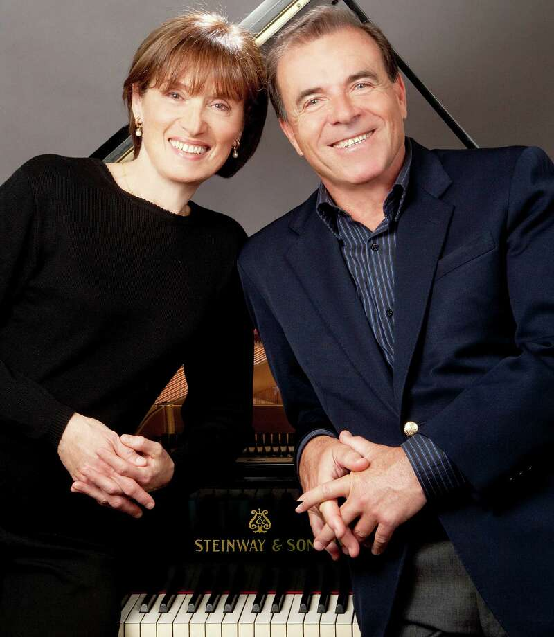 Pianists Misha and Cipa Dichter will kick off the Westport Arts Center Performing Arts Series on Sept. 7. Photo: Contributed Photo / Westport News