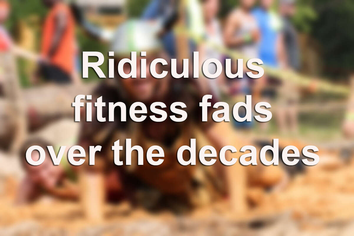 Fitness fads have taken many shapes and sizes over the decades. Click through to see a few.