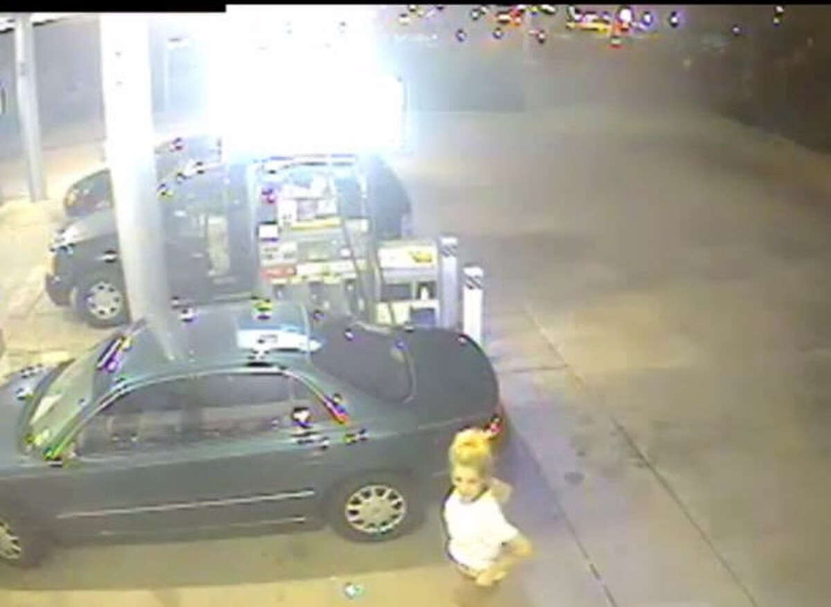 GAS STATION CAR THIEF: Harris County deputies are looking for a woman and man in their early 20s who stole a man's car around 1:15 a.m. July 19, 2014 at a gas station in the 400 block of West FM 1960. According to the Harris County Sheriff's Office, the man distracted the suspect by asking to borrow his cellphone while the woman slipped into his car and sped away. SEE THE VIDEO: Young woman is not your stereotypical car thief