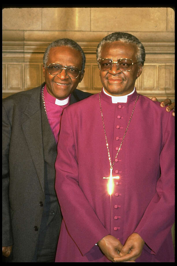 Archbishop Desmond Tutu. Photo: Sahm Doherty, The LIFE Images Collection/Getty / Sahm Doherty