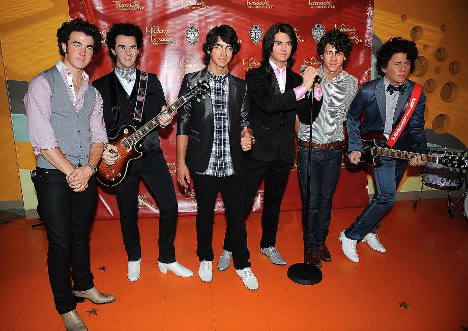 The Jonas Brothers, Washington, DC. Photo: Jeff Snyder, FilmMagic / 2008 Jeff Snyder