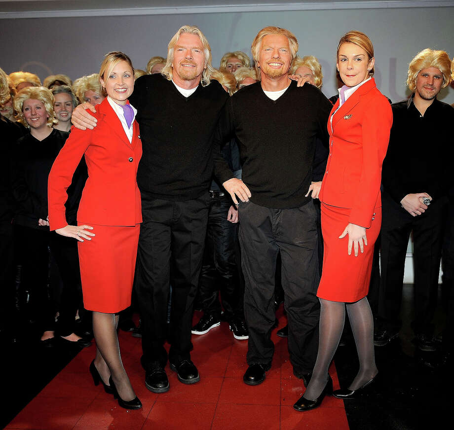 Sir Richard Branson, London. Photo: Jorge Herrera, Getty Images / 2009 Jorge Herrera
