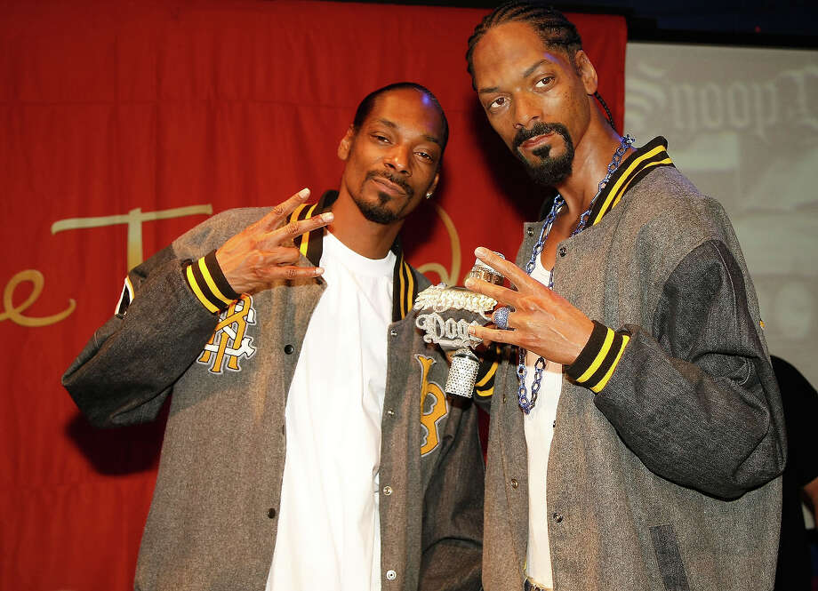 Snoop and Snoop in Vegas. Photo: Jacob Andrzejczak, Getty Images / 2009 Jacob Andrzejczak