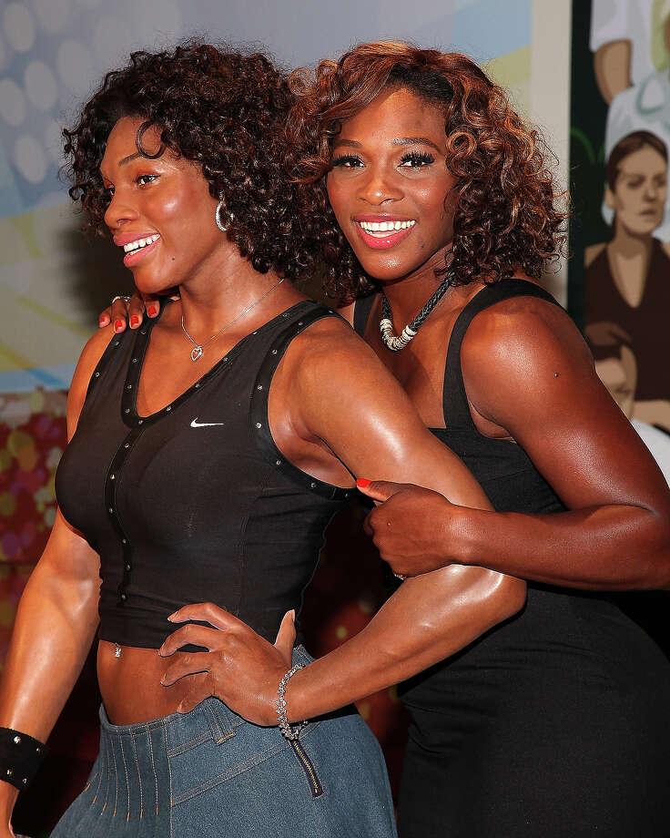 Serena Williams, New York City. Photo: Mike Coppola, FilmMagic / 2009 Mike Coppola