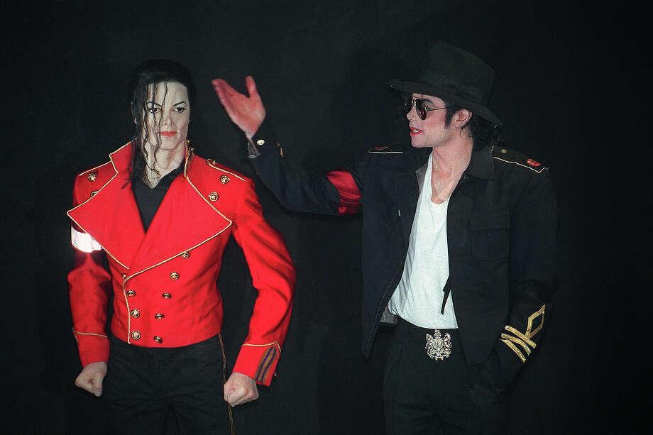 Michael Jackson, France. Photo: PIERRE VERDY, AFP/Getty Images / 2009 AFP