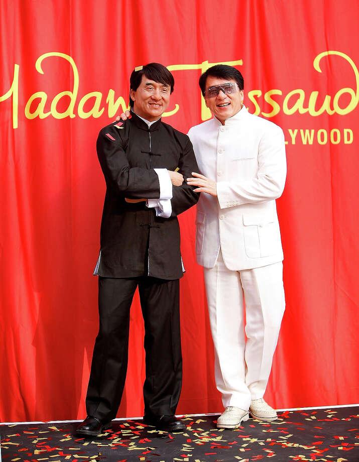 Jackie Chan, Hollywood. Photo: Michael Tran, FilmMagic / 2010 Michael Tran