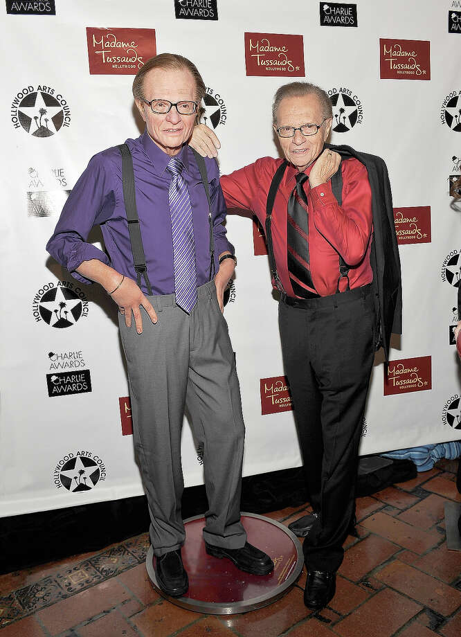 Larry King, Hollywood. Photo: John M. Heller, Getty Images / 2011 John M. Heller