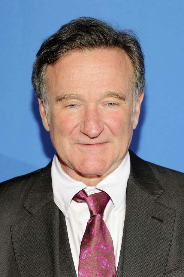 FILE - AUGUST 11, 2014: Oscar-winning actor Robin Williams was found dead in his home August 11, 2014 in northern California. He was 63. NEW YORK, NY - MAY 15:  Robin Williams attends CBS 2013 Upfront Presentation at The Tent at Lincoln Center on May 15, 2013 in New York City.  (Photo by Ben Gabbe/Getty Images) ORG XMIT: 168540714 Photo: Ben Gabbe / 2013 Getty Images