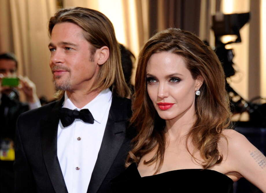 Brad Pitt and Angelina Jolie Photo: Ethan Miller, Getty Images / 2012 Getty Images