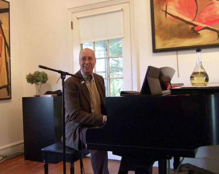 Pianist Hank Milligan will lead a celebration of summer Sunday through an interactive afternoon of jazz piano music, sing-alongs, and stories at Richter House in Danbury. Photo: Contributed Photo / The News-Times Contributed