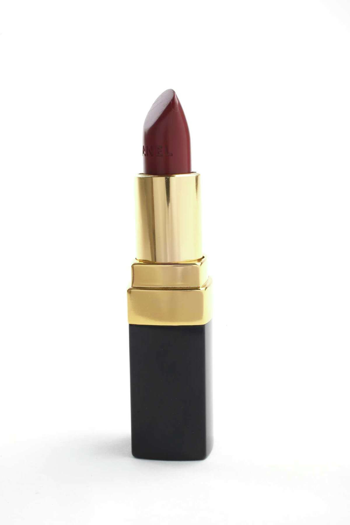 """Berry: Chanel's deep berry Rivoli Rouge Coco Hydrating Crème Lip Colour gives lips more moisture than a matte stick but with equally rich pigment for bold effect. Its red undertones give drama that's not too """"drama queen."""" $35, Bloomingdale's, 845 Market St., S.F., (415) 856-5300, www.bloomingdales.com."""