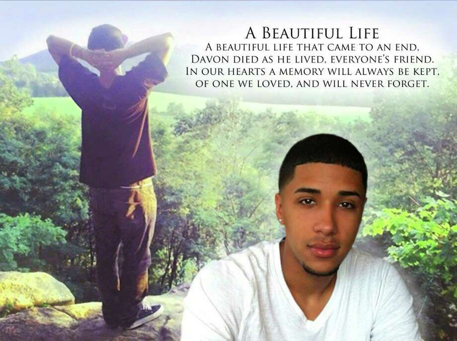 Davon Lasane, a 21-year-old Danbury native who died last year in a car accident, personified the city's skateboard culture and will have a memorial plaque installed in his honor at the new skate park in Danbury. Photo: Contributed Photo / The News-Times Contributed