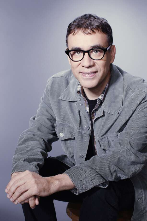 "Fred Armisen is a busy guy these days, which is why this show — originally scheduled for Saturday — was pushed to Sunday night. The ""Portlandia"" co-creator and star, fresh off attending the Creative Arts Emmys, will perform at the Castro Theatre, part of SF Sketchfest's Summer Social. Expect to see his characters Ian Rubbish, the '70s era British punker, plus some stand-up and a Q&A. Tickets: $25. Photo: Mary Ellen Matthews"