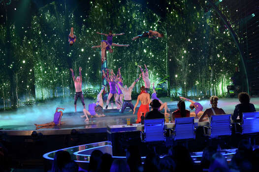 AMERICA'S GOT TALENT -- Episode 914 -- Pictured: Acro Army -- (Photo by: Virginia Sherwood/NBC) Photo: NBC, Virginia Sherwood/NBC / 2014 NBCUniversal Media, LLC.