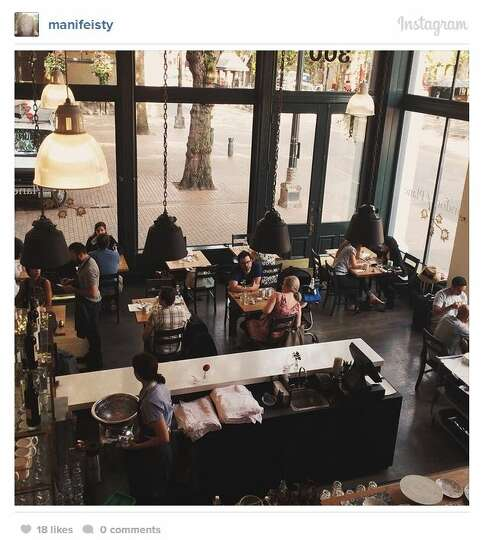 London Plane in Pioneer Square is the other Seattle restaurant nominated for Bon Appetit's li