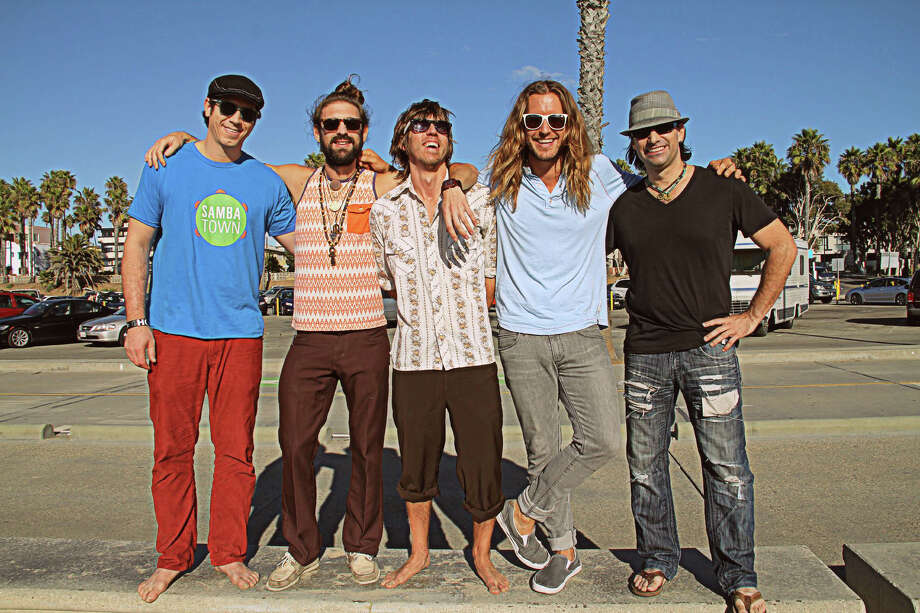 Brightside, the modern-roots rock band from California, kicks off a weekend of free music at the Levitt Pavilion on Friday night, Aug. 15. The outdoor show is at 8 p.m. Photo: Westport News/Contributed Photo / Westport News