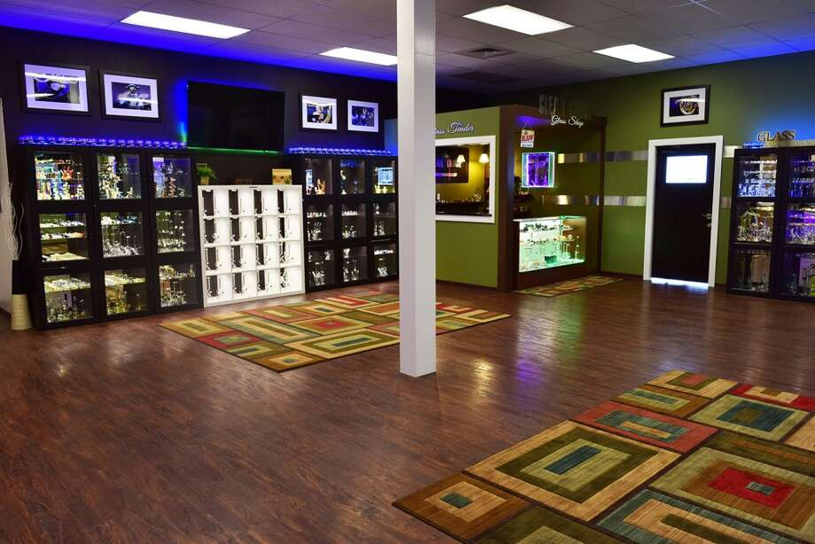 A look inside The Clear Choice Cannabis store before its grand opening on August 15.