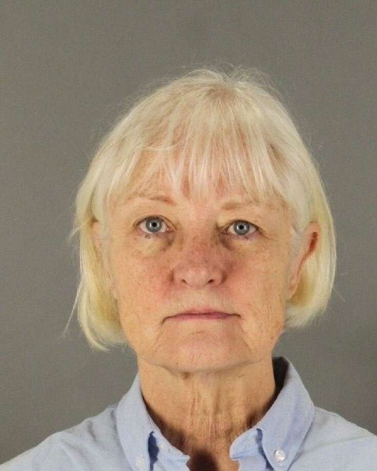 Marilyn Hartman, 62, allegedly sneaked aboard a Southwest Airlines flight from San Jose to Los Angeles on Monday, Aug. 4, 2014, before being arrested upon arrival. Authorities say she has a history of trying to sneak onto flights at San Francisco International Airport. Photo: San Mateo County Sheriff
