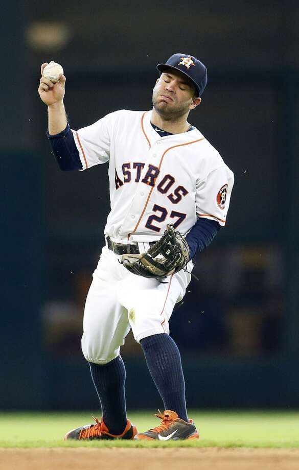 August 13: Twins 3, Astros 1A night after scoring 10 runs, the home team could only muster one in the series finale.Record: 50-71. Photo: Karen Warren, Houston Chronicle