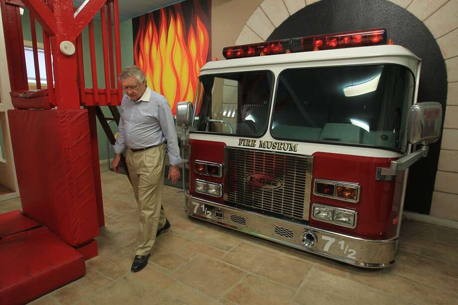 The Fire Museum of Texas. Enterprise file photo Photo: Mayra Beltran, Houston Chronicle