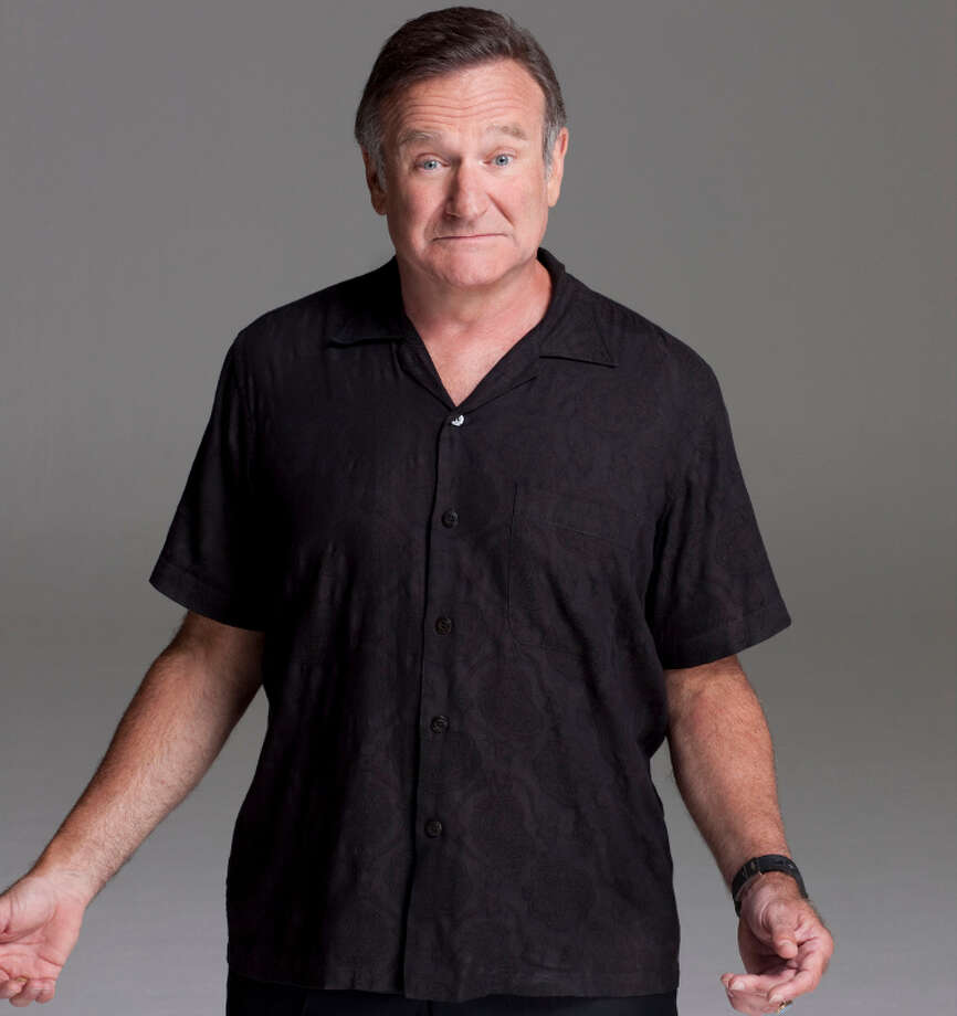 """Weapons of Self-Destruction,"" Robin Williams' fifth HBO special, debuted in 2009. Photo: HBO"