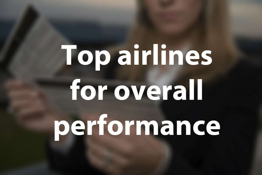 Using data from the U.S. Department of Transportation, a new report from AirFareWatchDog shows the airlines that are at the top and bottom of their game. The following rankings have been created from scores in other creatives. Photo: FStop Images, Getty Creative Stock