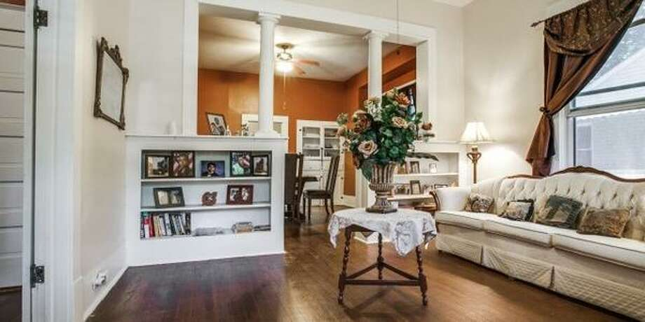 622 DELMAR ST San Antonio, TX 78210 3 BEDS 1 BATHS  1,309 SQFT  $78,000  MLS ID 1067484  This well-cared for vintage home is located in Denver Heights. It was  built in 1918 and has plenty of old world charm with some modern  updates. Minutes from Downtown and Southtown. Photo: Courtesy