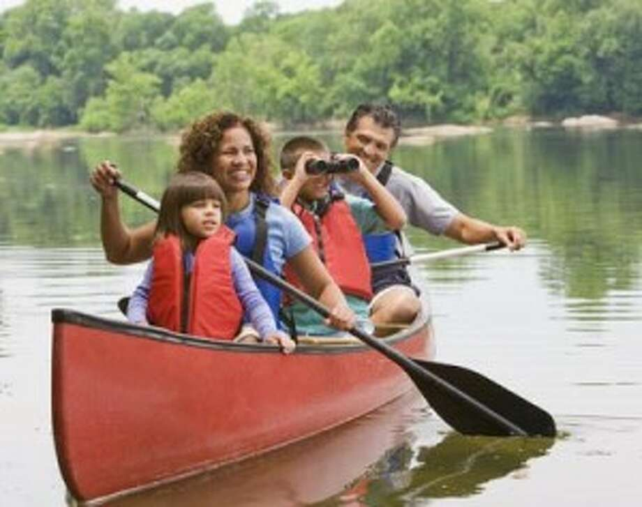 Take a SoundWaters guided canoe tour on Holly Pond Saturday at Stamford's Cove Island Park. The 1-hour canoe tour is from 10 to noon. The tour explores local wildlife and habitats. Find out more.